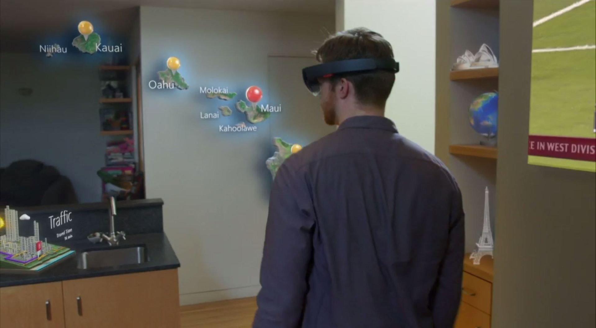 HoloLens soll auch für normale Nutzer erschwinglich sein