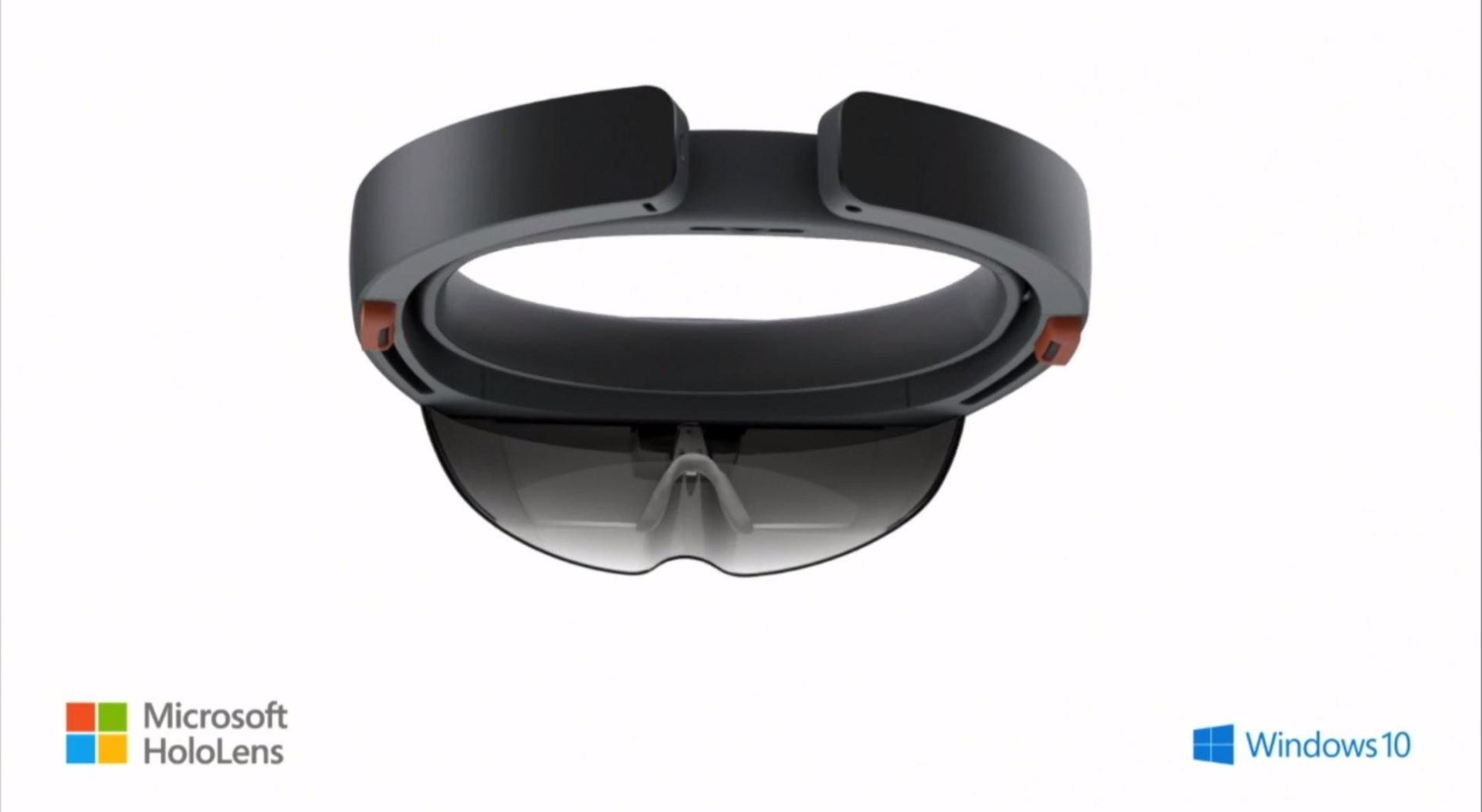HoloLens: Microsoft beantwortet Fragen zur Windows 10 Datenbrille