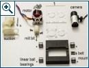 Scotty: Teleporter aus 3D-Druckern