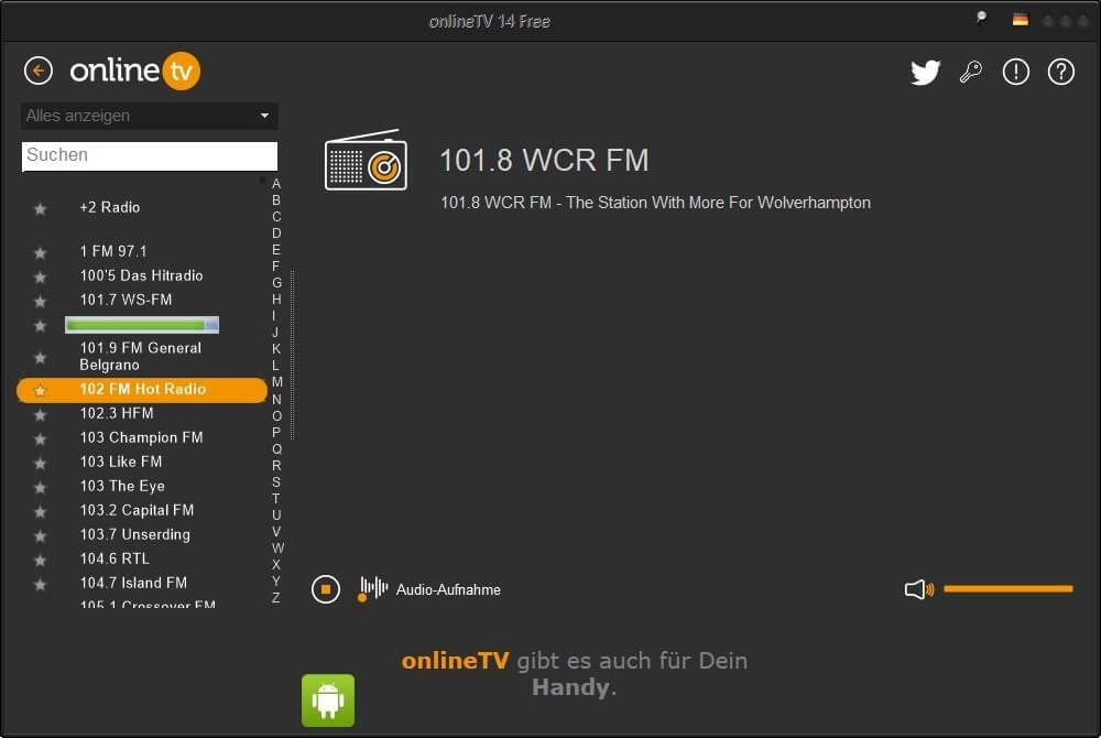 Onlinetv über Das Internet Fernsehen Radio Hören Download