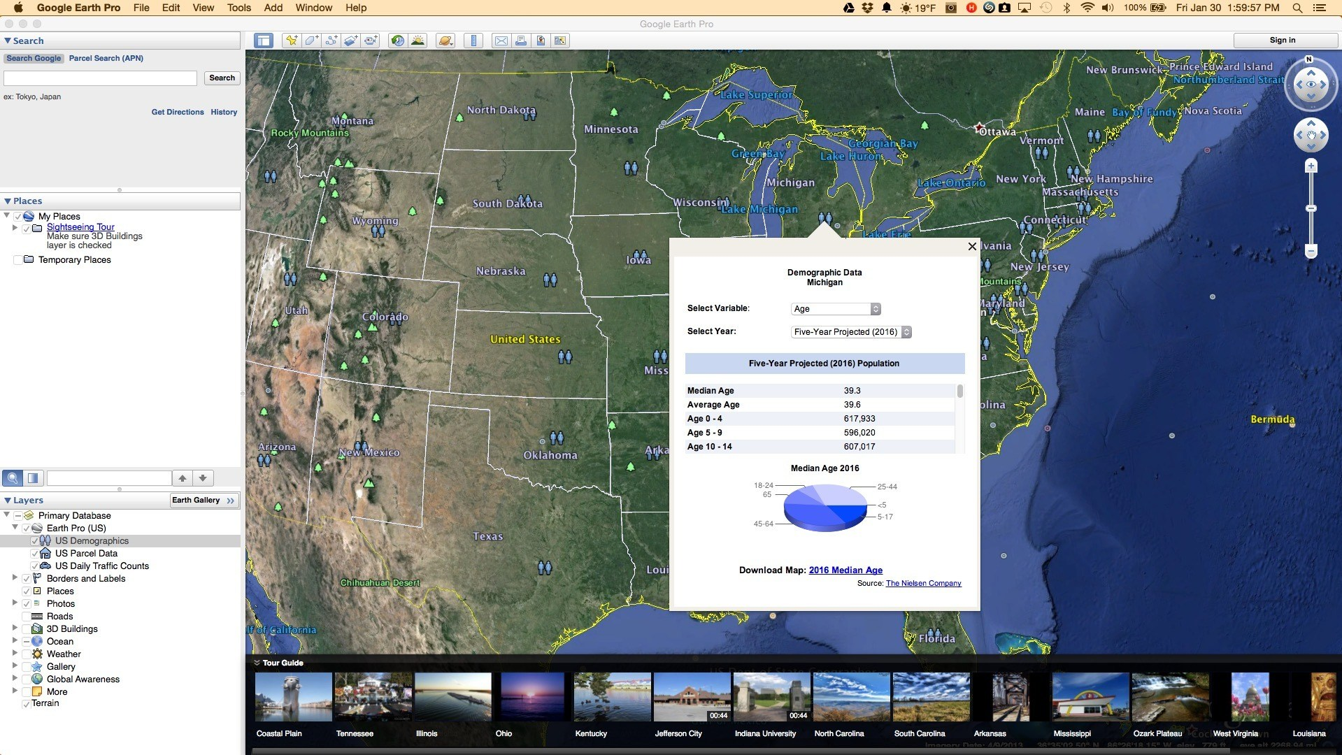 Great Google Earth Pro