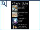 #TileArt
