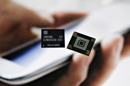 Samsungs ePoP-Chips