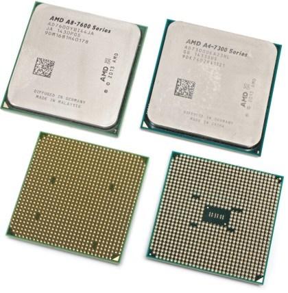Gefälschte AMD-Prozessoren