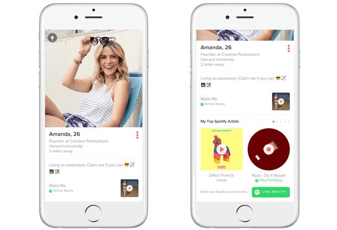 Dating-App Tinder