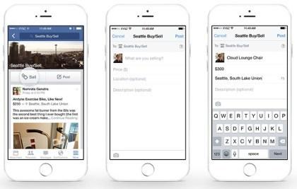 Facebook-Kleinanzeigen
