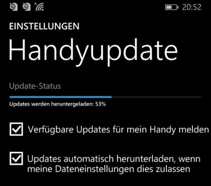 Windows 10 Build 9941 für Smartphones