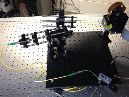 Drahtlose optische Datenübertragung