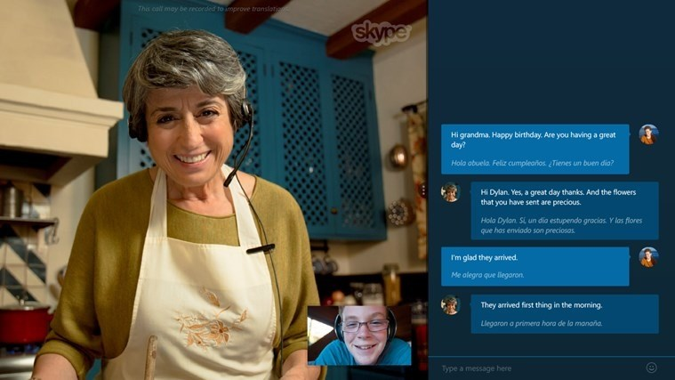 Skype Translator Echtzeitübersetzung bald in Skype Desktop-Version