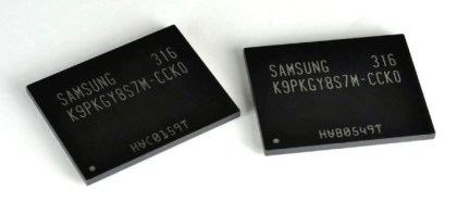 Samsung eMMC 5.1-Flash
