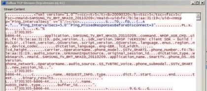 Samsung-TVs: Das sendet die Spracherkennung