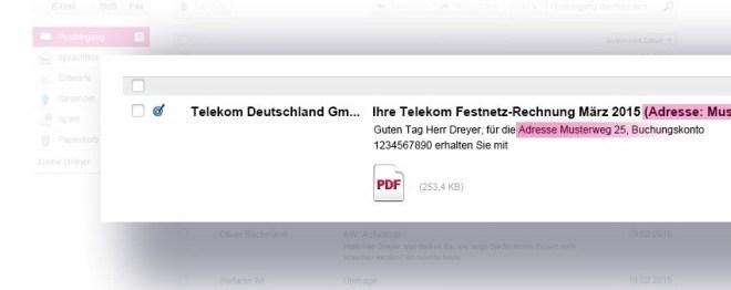 Telekom: Anti-Phishing-Maßnahmen