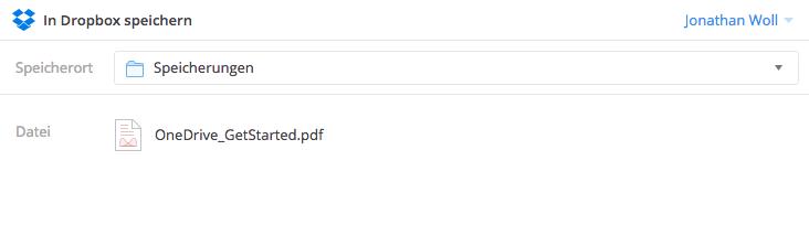 OneDrive-Aktion: 100 GB für Dropbox-Nutzer