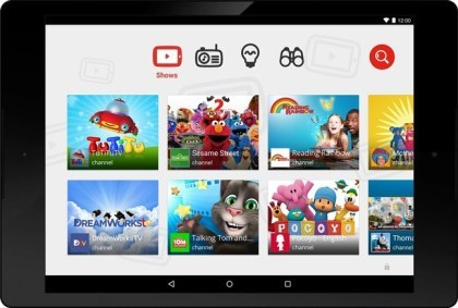 YouTubes kinderfreundliche Video-App