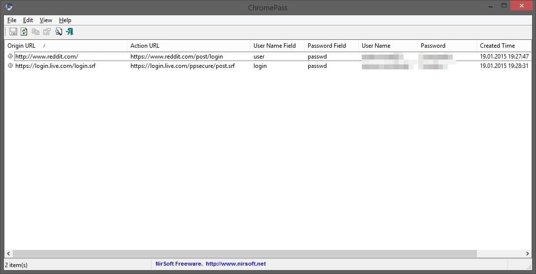 Windows Password Recovery Tools - Tools zum Passwörter