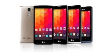 LG Magna, Spirit, Leon und Joy