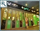 Xbox One Burger-Restaurant in Hongkong