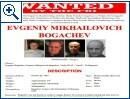 FBI fahndet nach Evgeniy Bogachev