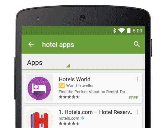 Werbung Google Play Ausschalten