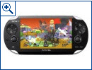 Sony PS Vita Mega Pack Heros