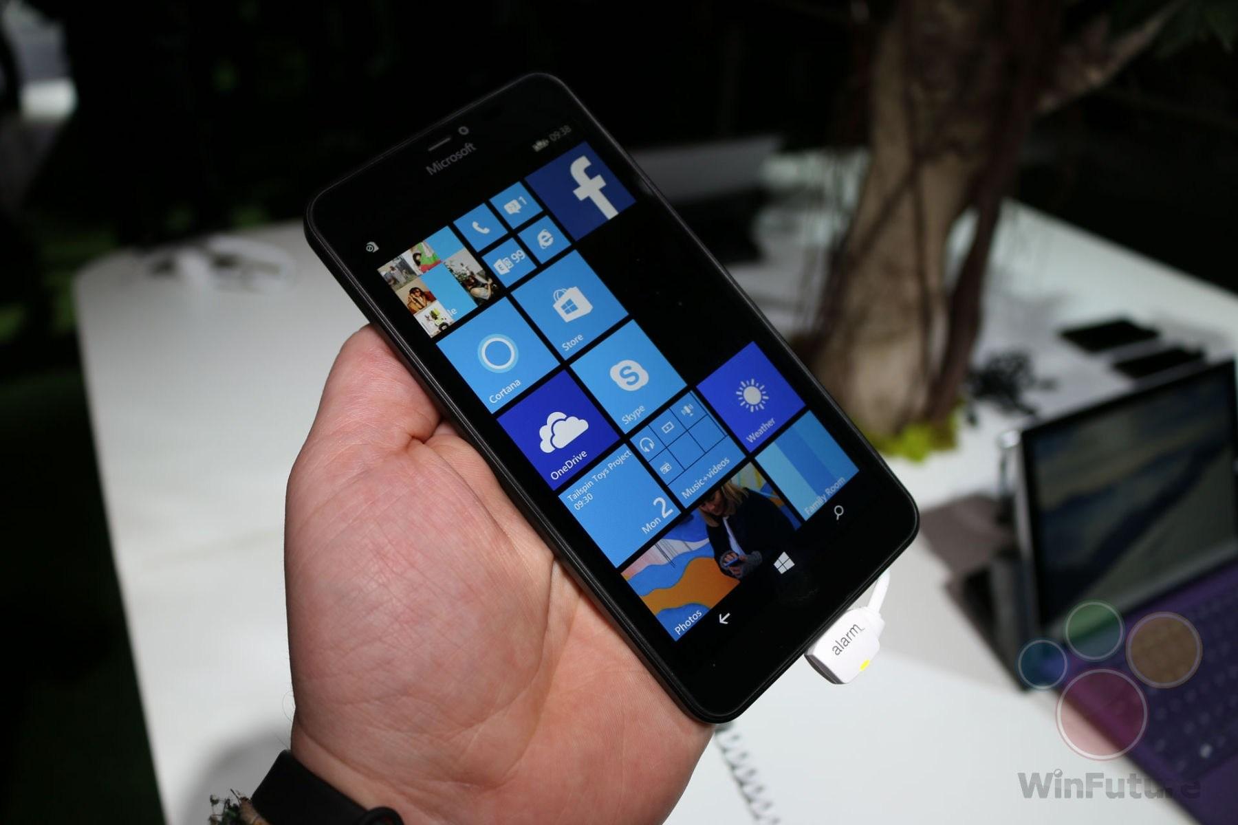 Microsoft bestätigt: Vor Windows 10 kein neues Flaggschiff-Phone
