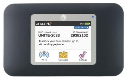 Netgear: AirCard Mobile Hotspot