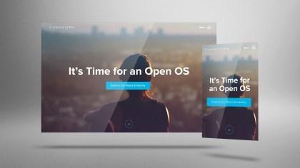Cyanogen Inc.: Neues Branding und Logo (2015)
