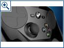 Steam-Controller: Finales Design