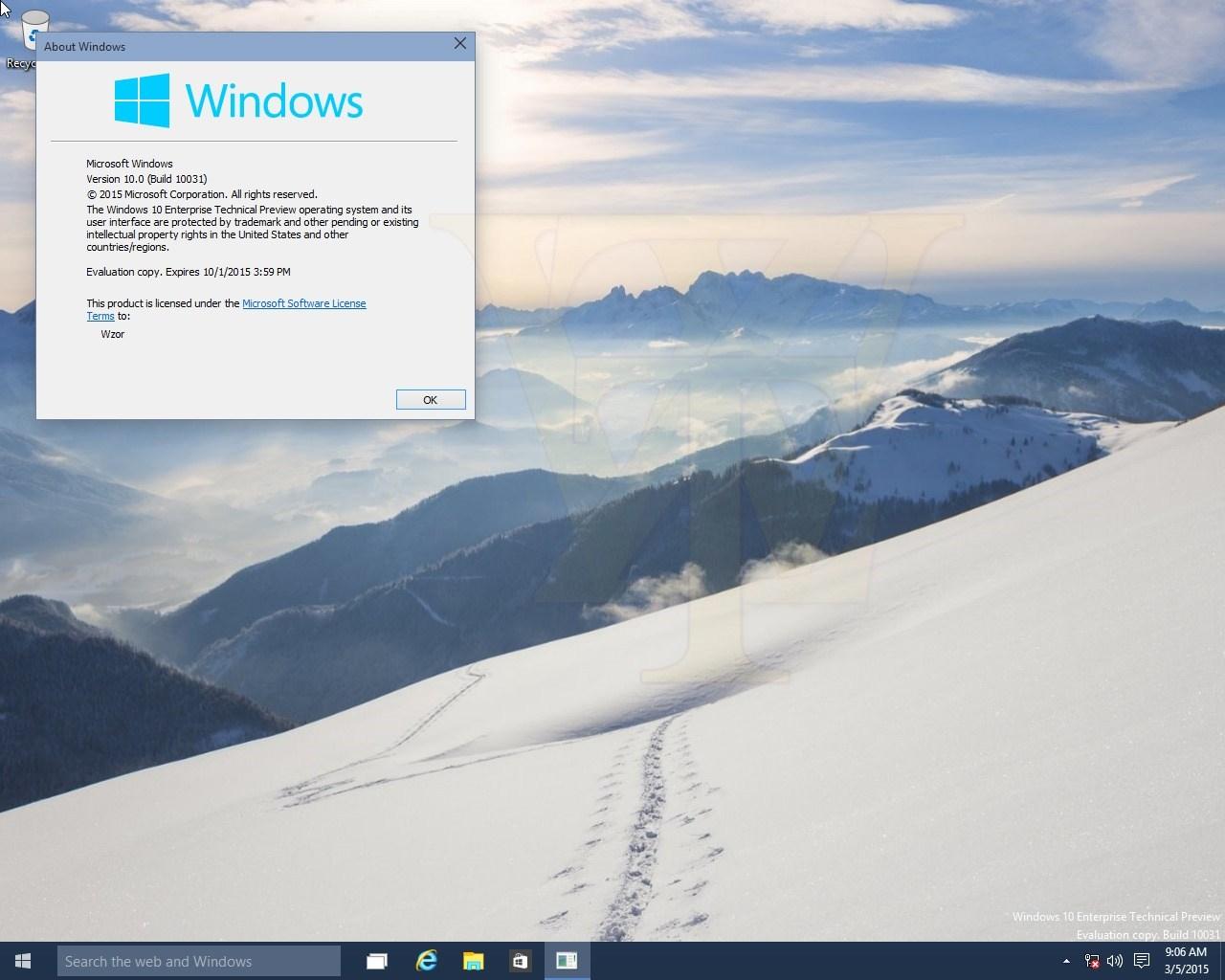 Windows 10: Nächste mobile Preview unterstützt mehr Smartphones