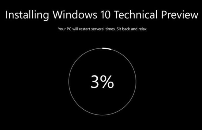 Windows 10: Microsoft verpasst Installations-Interface neue Optik