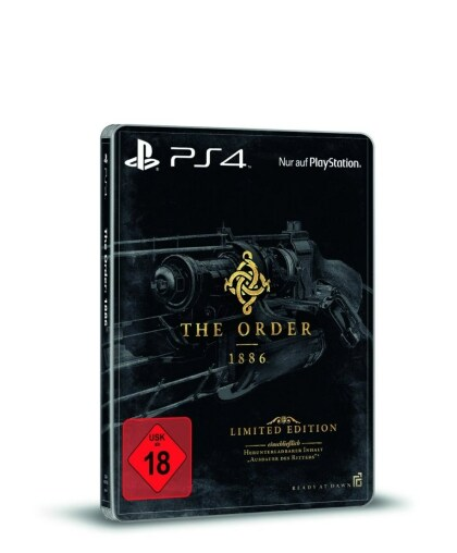PS 4 Bundle The Order