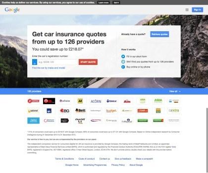Google Versicherung