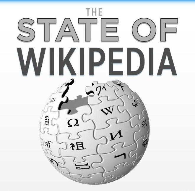 Daten zur Wikipedia