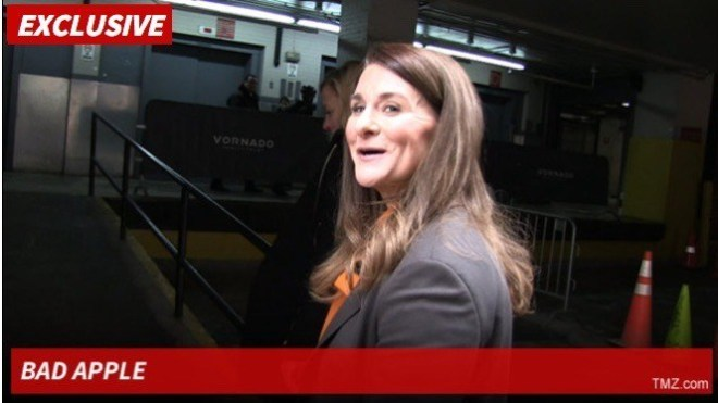 Melinda Gates und die Apple Watch