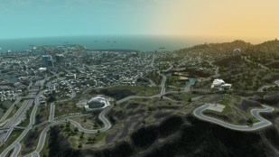 Los Santos aus GTA 5 in Cities: Skylines