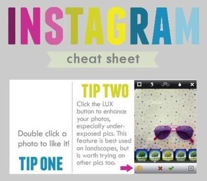 Nützliche Tricks für Instagram