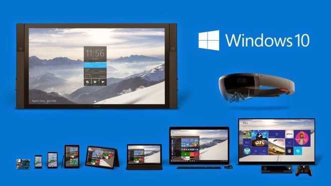 Windows 10 auf der WinHEC