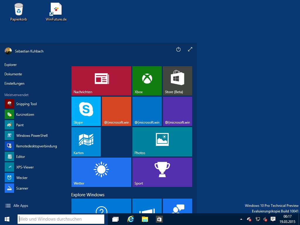 Windows 10 SDK ist da: So können Entwickler jetzt direkt loslegen