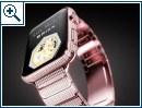 Lux-Watch: Veredelte Apple Watch von Brikk