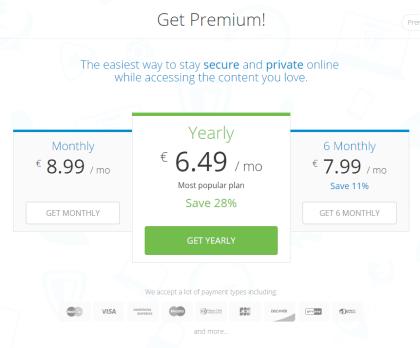 ZenMate Premium