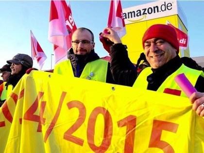 Amazon: Streik