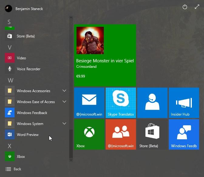 Wi-Fi Display-Technologie wird mit Windows 10 erheblich verbessert