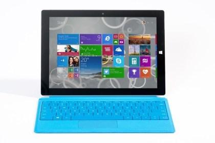 Microsoft Surface 3 Tablet vorgestellt: Leichter, dünner & mit LTE