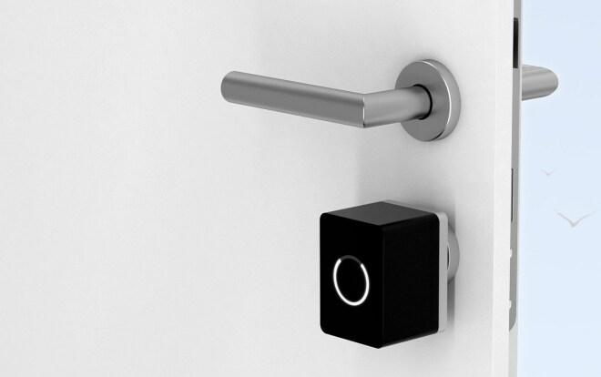 Noki: smartes Türschloss