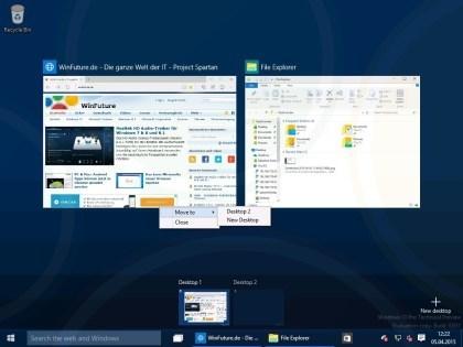 Windows 10 Preview (Build 10051)