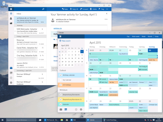 Windows 10 Preview (Build 10051)