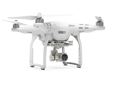 DJI Phantom 3 Professional und Phantom 3 Advanced