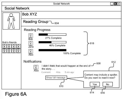 Googles Anti-Spoiler-Patent