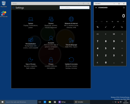 Windows 10 Preview (Build 10056)