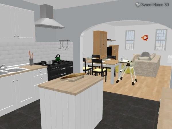 Sweet Home 3d Kostenloser Wohnraumplaner Download